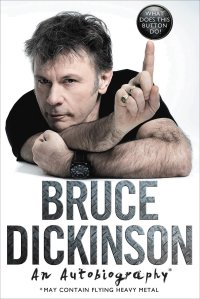 brucedickinson-book